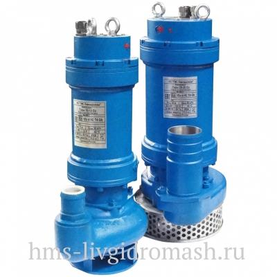 Насосы Гном 50-25 - дренажные погружные моноблочные для грязной воды - цена, заказать Насосное оборудование отечественное
