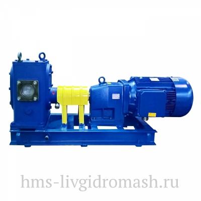Насосы Ш 40-4-19,5/6 (до 220°С) - шестеренные нефтяные - цена, заказать Насосное оборудование отечественное