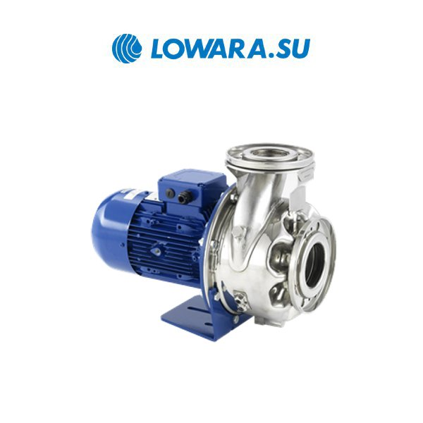 Одноступенчатые центробежные насосы SHEM 40-125/11/A - цена, заказать Одноступенчатые насосы Lowara