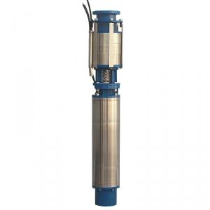 Погружной скважинный насос CRS 10-65/2 нрк - цена, заказать Насосное оборудование отечественное