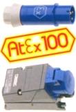 Flux Вилка взрывозащищенная_93701030 - цена, заказать Аксессуары для химических насосов FLUX