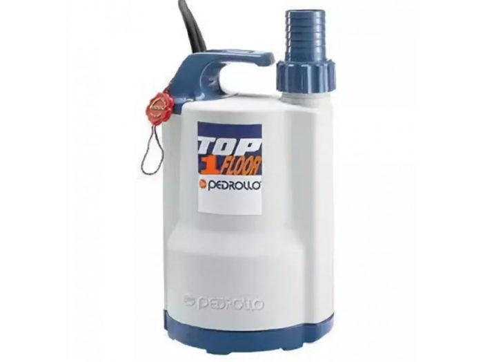Насос дренажный Pedrollo TOP 1-FLOOR - цена, заказать Дренажные погружные насосы Pedrollo