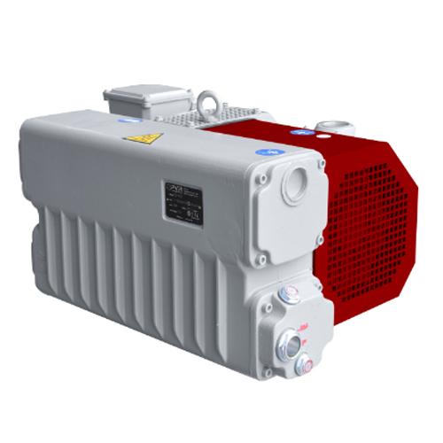 Промышленный пластинчато-роторный вакуумный насос PVR EU 160 OX - цена, заказать Серия PVR EU