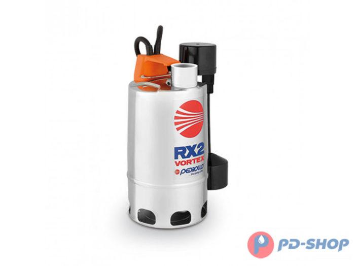 Насос дренажный Pedrollo RXm 2/20 - GM - цена, заказать Дренажные погружные насосы Pedrollo