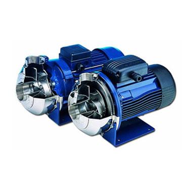 Центробежный насос с открытым рабочим колесом и резьбовыми патрубками COM 350/09K/A - цена, заказать Одноступенчатые насосы Lowara