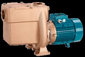 Calpeda B-NMP 50/12G/A - цена, заказать Самовсасывающие центробежные насосы с предварительным фильтром Calpeda NMP