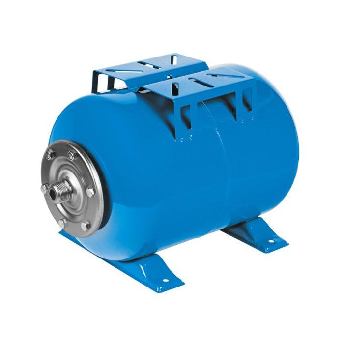 Гидроаккумулятор Unipump 24 л (горизонтальный) - цена, заказать Гидроаккумуляторы Unipump