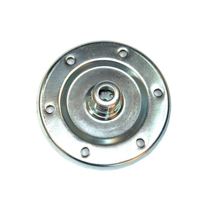 Фланец гидроаккумулятора Unipump, нержавеющая сталь - цена, заказать Комплектующие и аксессуары Unipump