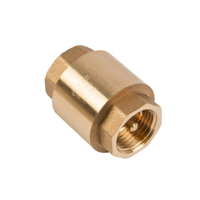 """Обратный клапан Unipump 1/2"""" магистральный - цена, заказать Комплектующие и аксессуары Unipump"""