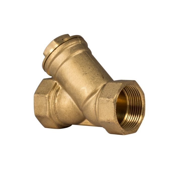 """Фильтр-грязевик Y-образный Unipump 1 1/4"""" - цена, заказать Комплектующие и аксессуары Unipump"""