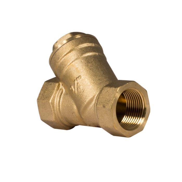 """Фильтр-грязевик Y-образный Unipump 3/4"""" - цена, заказать Комплектующие и аксессуары Unipump"""