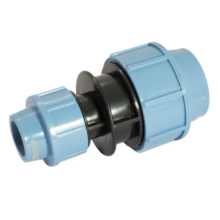 Редукционное прямое соединение Unipump TM 265004 40х25 - цена, заказать Фитинги ПНД Unipump