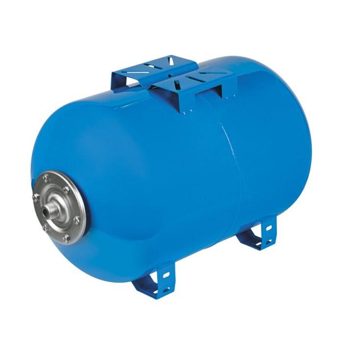 Гидроаккумулятор Unipump 80 л (горизонтальный) - цена, заказать Гидроаккумуляторы Unipump