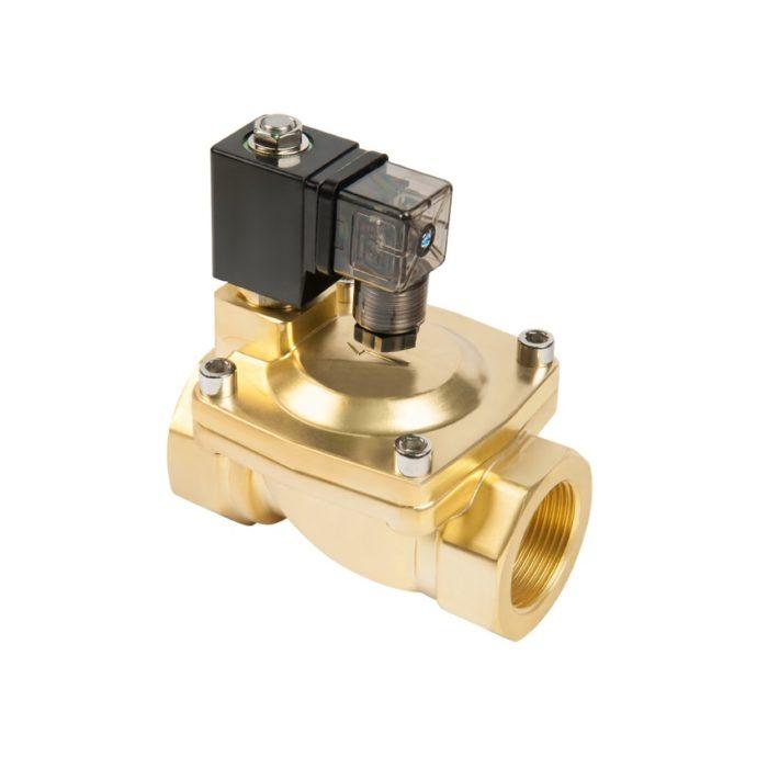 """Клапан электромагнитный Unipump BCX-15 1/2"""" - цена, заказать Комплектующие и аксессуары Unipump"""