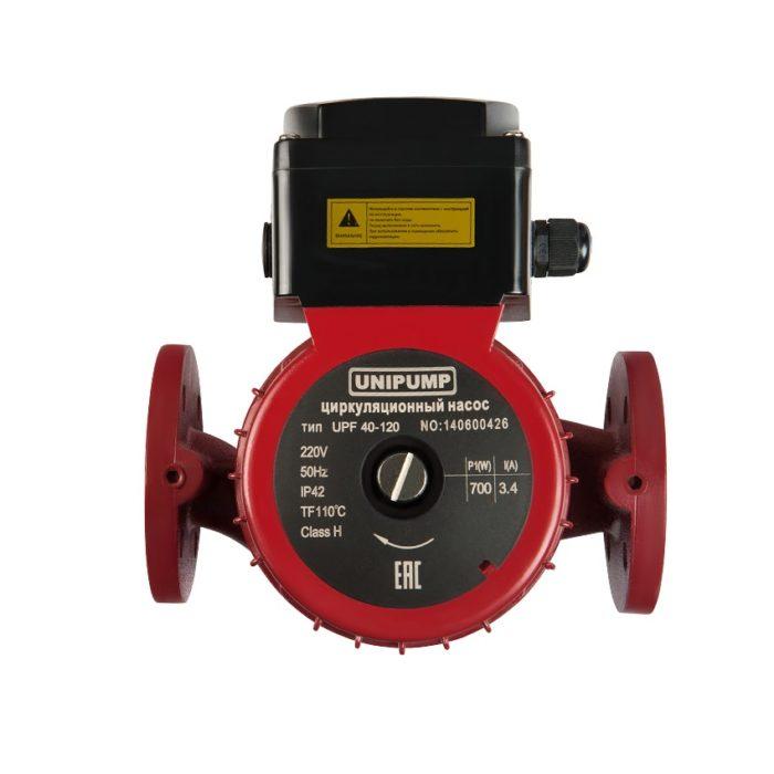 Циркуляционный насос Unipump UPF 32-120 220 - цена, заказать Циркуляционные насосы Unipump