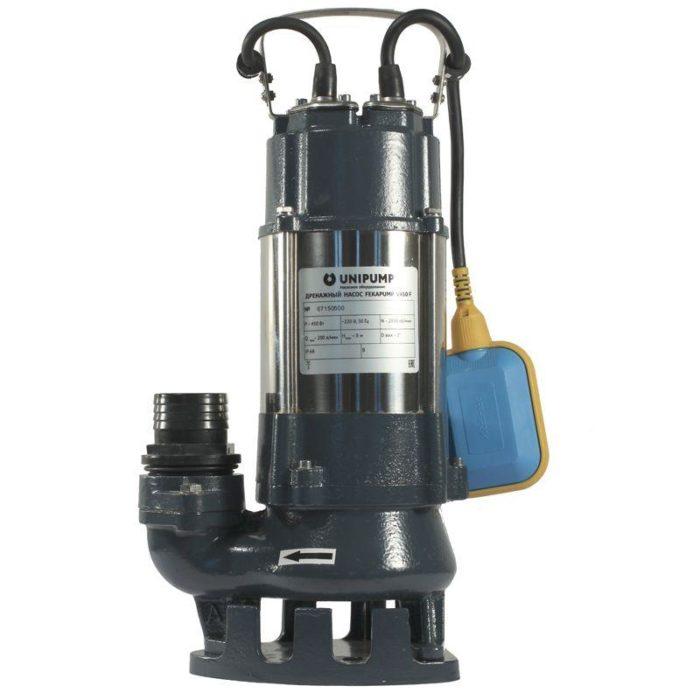 Дренажный насос Unipump FEKAPUMP V750 F - цена, заказать Серия FEKAPUMP
