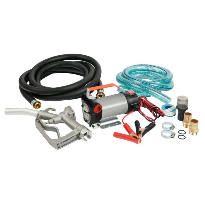 Насос для дизельного топлива Unipump BCD-24V1 - цена, заказать Серия BCD