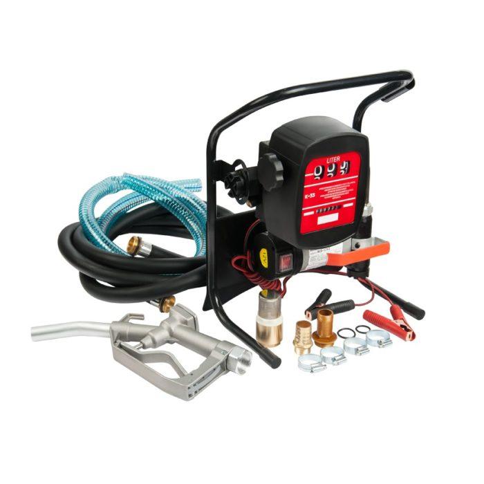 Насос для дизельного топлива Unipump BCD-24V2 - цена, заказать Серия BCD