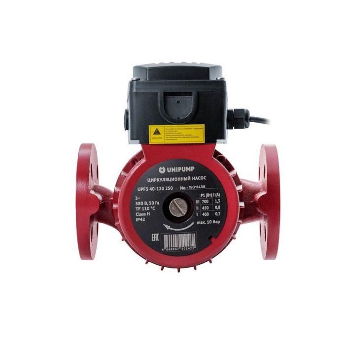 Циркуляционный насос Unipump UPF 65-120 300 - цена, заказать Циркуляционные насосы Unipump