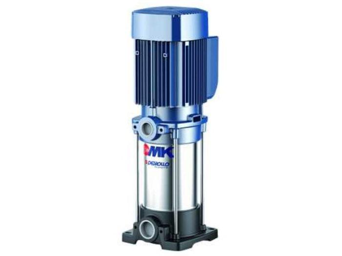 Многоступенчатый вертикальный насос Pedrollo MK 5/7 - цена, заказать Многоступенчатые вертикальные электронасосы Pedrollo