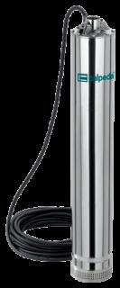 Calpeda MPS 304 - цена, заказать Погружные многоступенчатые насосы для чистой воды Calpeda MXS