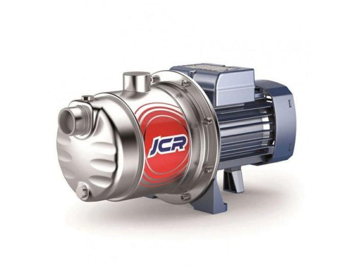 Насос из нержавеющей стали Pedrollo JCRm 2 CL - цена, заказать Самовсасывающие насосы Pedrollo