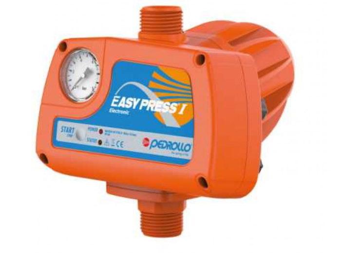 Регулятор давления Pedrollo EASYPRESS-1M(с манометром) - цена, заказать Управление насосами Pedrollo