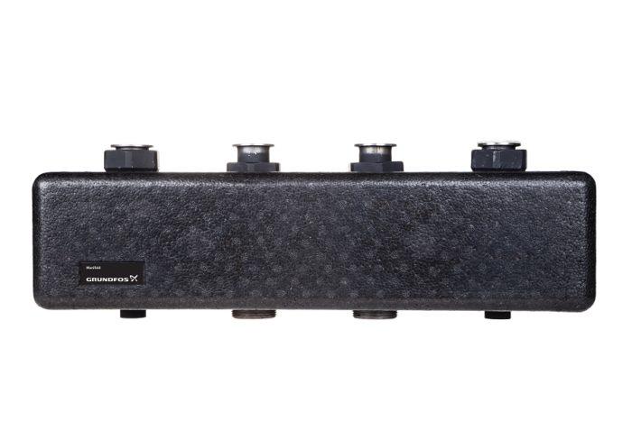 Коллектор двухконтурный Heatmix без гидроразделителя - цена, заказать Принадлежности для насосных групп HEATMIX