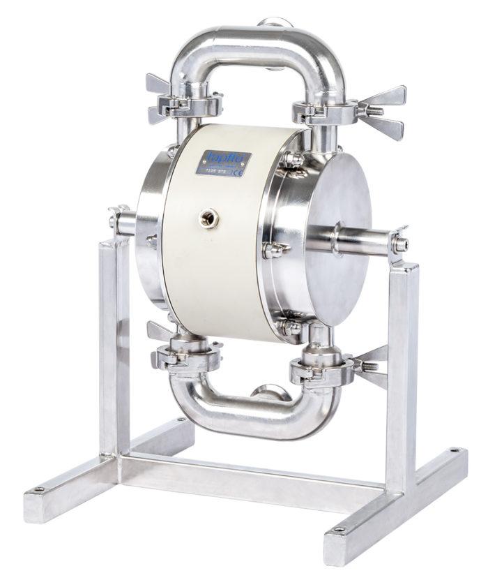 Мембранный насос Tapflo T125 STS (1 1/2″) - цена, заказать Мембранные насосы Tapflo