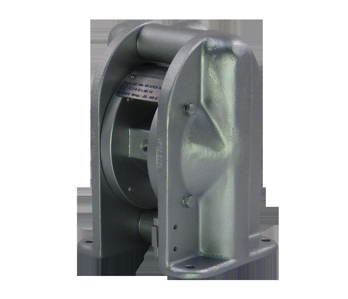 Мембранный насос Tapflo T25 ANS (1/2″) - цена, заказать Мембранные насосы Tapflo