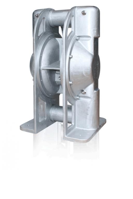 Мембранный насос Tapflo T820 ATT (3″) - цена, заказать Мембранные насосы Tapflo