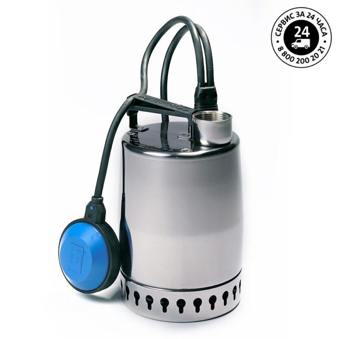 Дренажный насос UNILIFT KP 250-A1 - цена, заказать Дренажные насосы UNILIFT KP