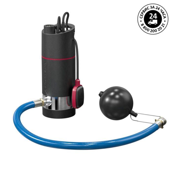 Погружной колодезный насос SB 3-45 AW - цена, заказать Погружные колодезные насосы SB, SB HF и SBA