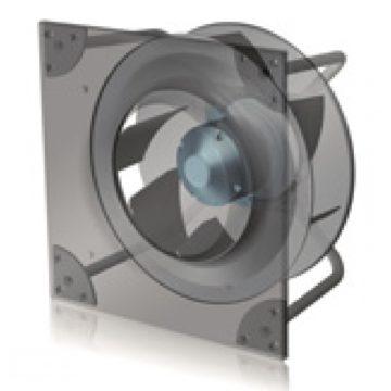 Вентиляторы без корпуса с прямым приводом PFP - цена, заказать Вентиляционное оборудование импортное