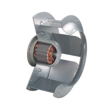Вентиляторы без корпуса с прямым приводом RLE 20/30 - цена, заказать Вентиляционное оборудование импортное