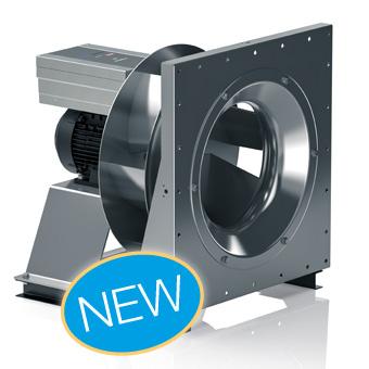 Вентиляторы без корпуса с прямым приводом RLM Evo - цена, заказать Вентиляционное оборудование импортное