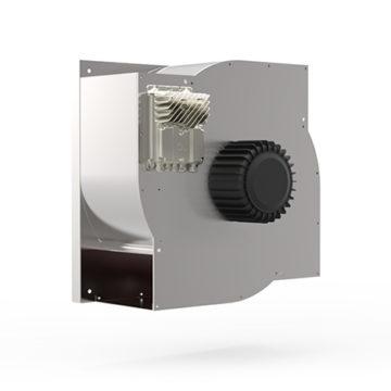 Центробежные вентиляторы с прямым приводом (MultiEvo) для гибридной ветиляции RQM MultiEvo - цена, заказать Вентиляционное оборудование импортное