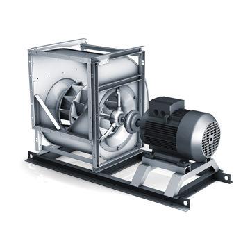 Центробежные вентиляторы с прямым приводом RZM - цена, заказать Вентиляционное оборудование импортное