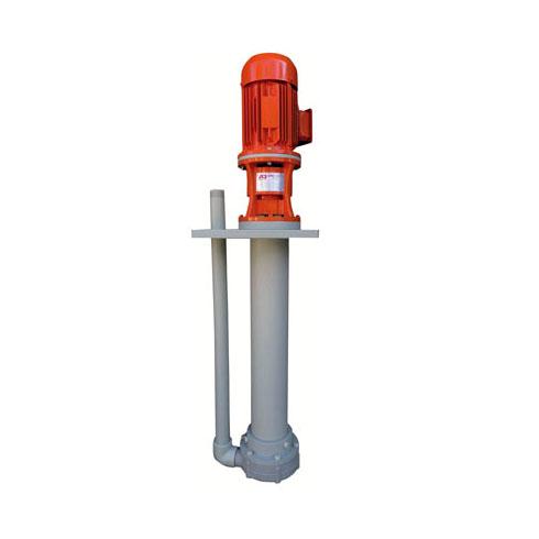 Полупогружной центробежный насос AlphaDynamic ADV 160 - цена, заказать Химические полупогружные центробежные насосы AlphaDynamic