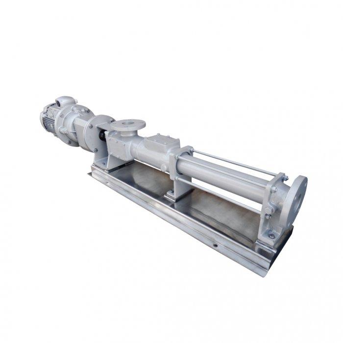 Винтовой насос AlphaDynamic ATLAS SBM 62 - цена, заказать Винтовые насосы из нержавеющей стали AlphaDynamic