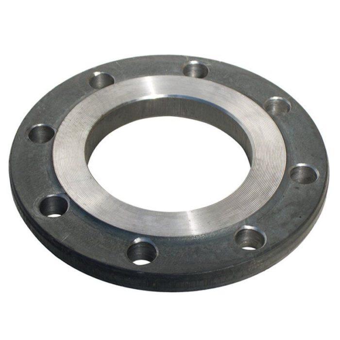 Фланец стальной плоский Ду 100 PN 10, литой - цена, заказать Фланцы