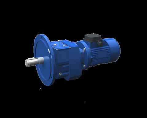 Цилиндрический мотор-редуктор 5МПО15 - цена, заказать Цилиндрические
