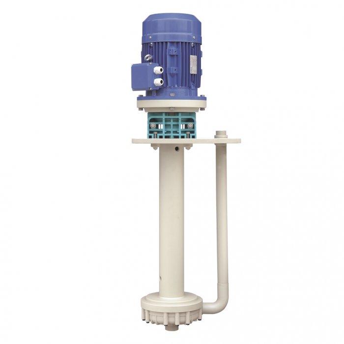 Полупогружной насос Argal KME 06.08 - цена, заказать Химические полупогружные центробежные насосы Argal
