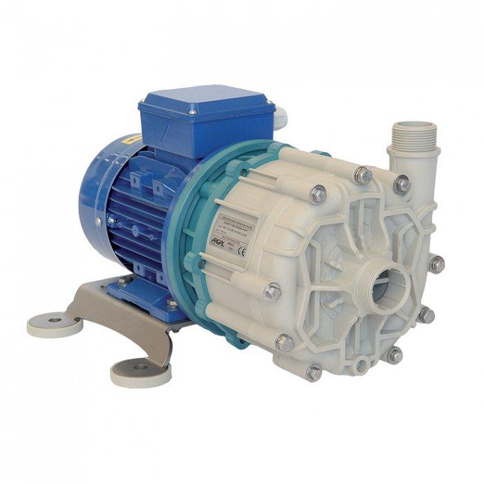Центробежный насос с магнитной муфтой Argal TMR 02.30 - цена, заказать Химические центробежные насосы с магнитной муфтой Argal