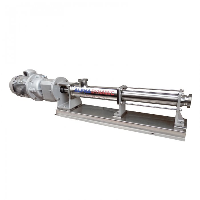 Винтовой насос AlphaDynamic ATLAS HBM 15 - цена, заказать Винтовые насосы из нержавеющей стали AlphaDynamic