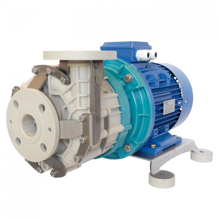 Центробежный насос с магнитной муфтой Argal TMR 20.27 - цена, заказать Химические центробежные насосы с магнитной муфтой Argal