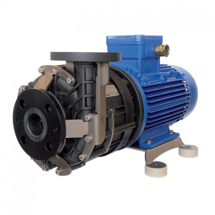 Центробежный насос с магнитной муфтой Argal TMR 30.25 - цена, заказать Химические центробежные насосы с магнитной муфтой Argal