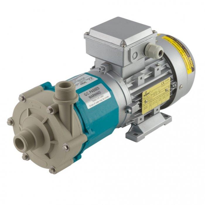 Центробежный насос с магнитной муфтой Argal TMP 04.08 - цена, заказать Химические центробежные насосы с магнитной муфтой Argal
