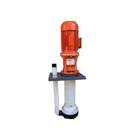 Полупогружной центробежный насос AlphaDynamic ADV 110 - цена, заказать Химические полупогружные центробежные насосы AlphaDynamic