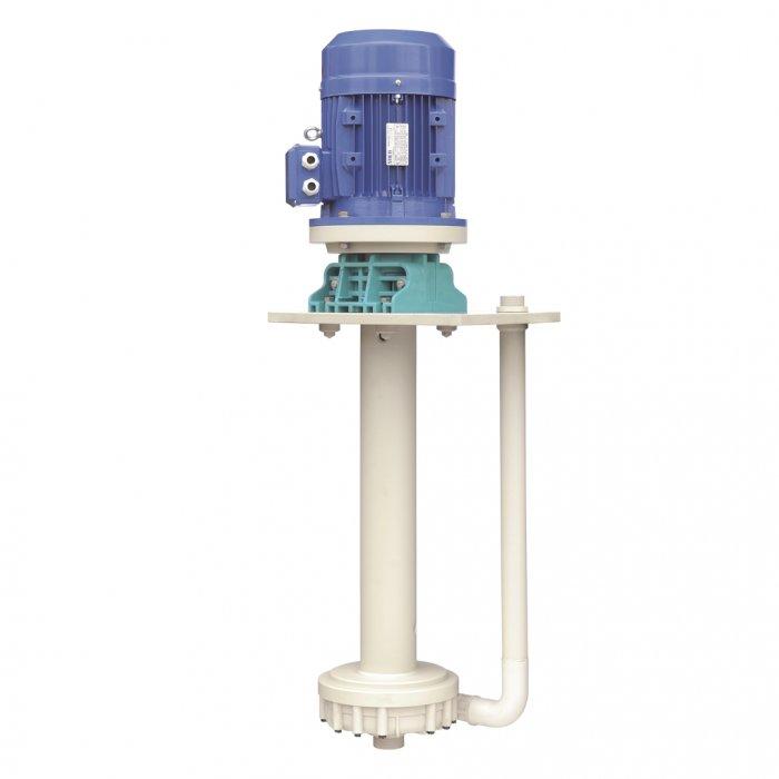Полупогружной насос Argal KME 16.15 - цена, заказать Химические полупогружные центробежные насосы Argal